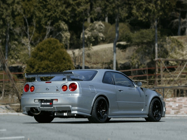 2005 Nissan Skyline GT-R R34 Nismo Z-tune BNR3 265554