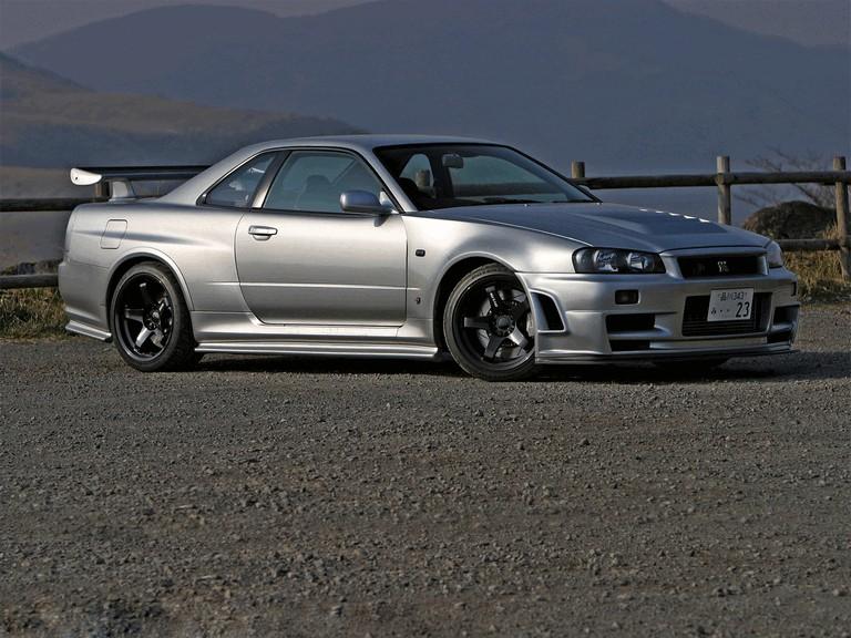 2005 Nissan Skyline GT-R R34 Nismo Z-tune BNR3 265557