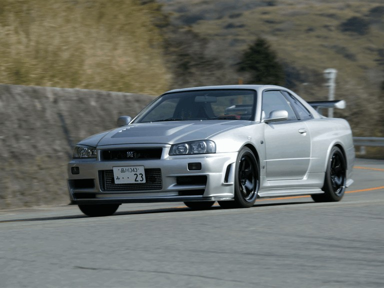 2005 Nissan Skyline GT-R R34 Nismo Z-tune BNR3 265558