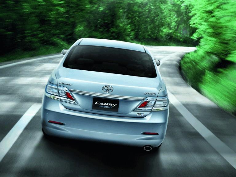 2009 Toyota Camry hybrid - Thailandese version 266014