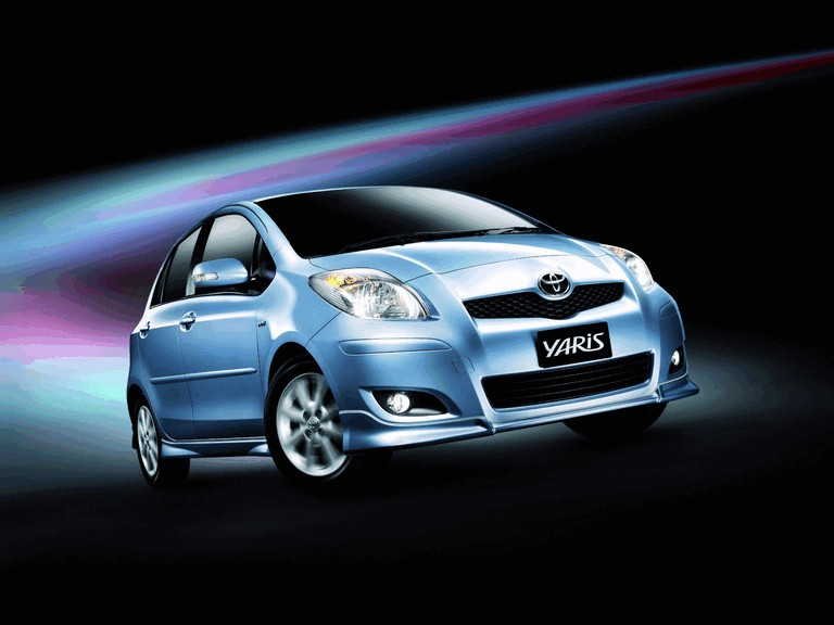 2009 Toyota Yaris S Limited - Thailandese version 266017