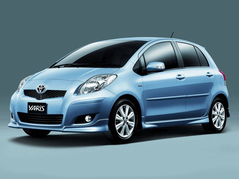 2009 Toyota Yaris S Limited - Thailandese version 266018