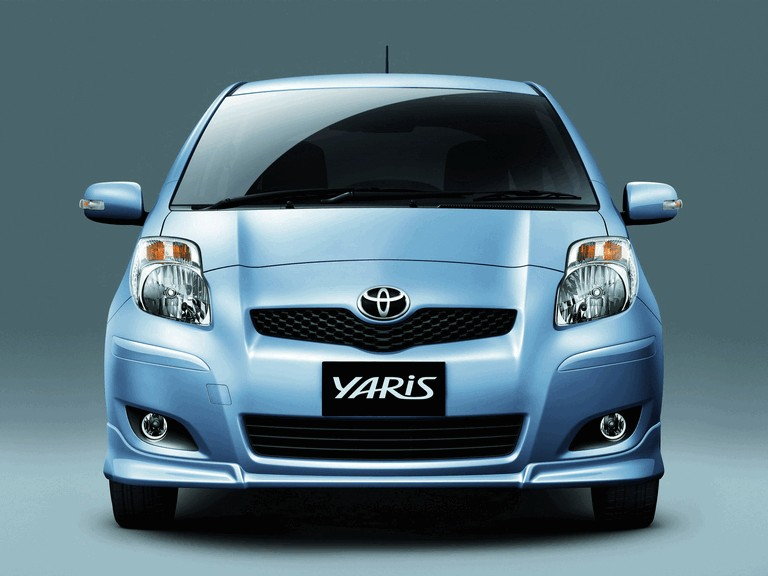 2009 Toyota Yaris S Limited - Thailandese version 266020