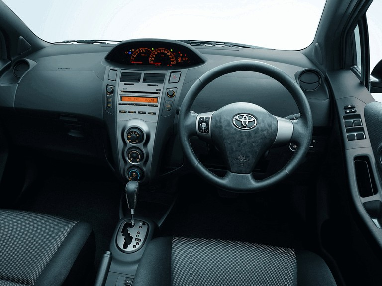 2009 Toyota Yaris S Limited - Thailandese version 266022