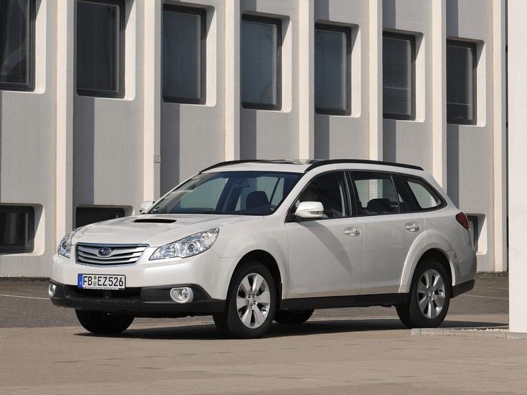 2009 Subaru Outback 2.0d 266205