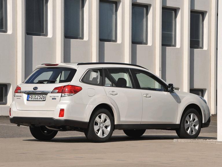 2009 Subaru Outback 2.0d 266206