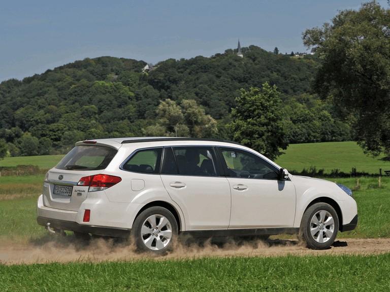 2009 Subaru Outback 2.0d 266209