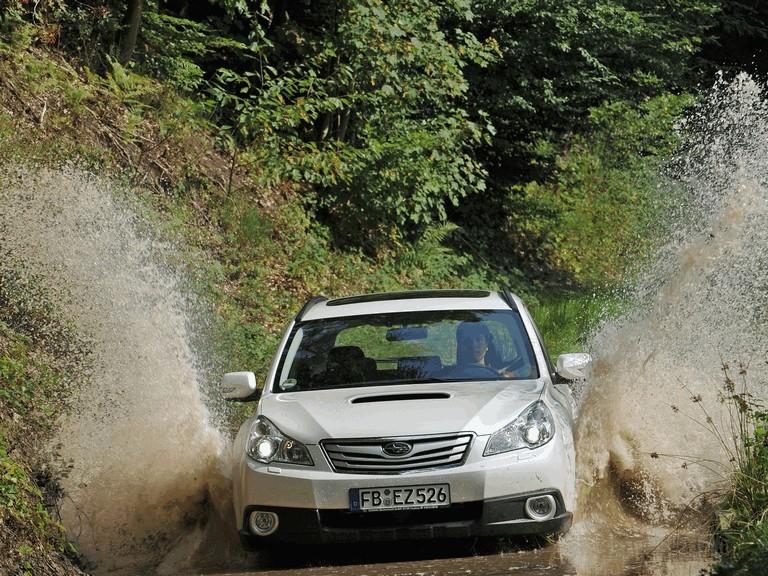 2009 Subaru Outback 2.0d 266211