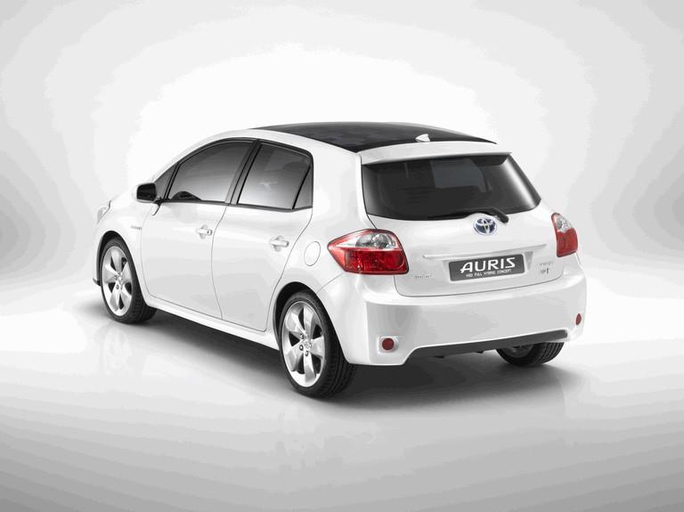 2009 Toyota Auris HSD full hybrid concept 266229