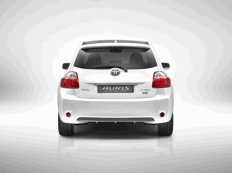 2009 Toyota Auris HSD full hybrid concept 266232