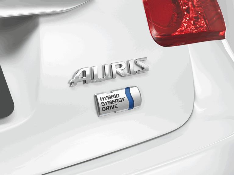 2009 Toyota Auris HSD full hybrid concept 266235
