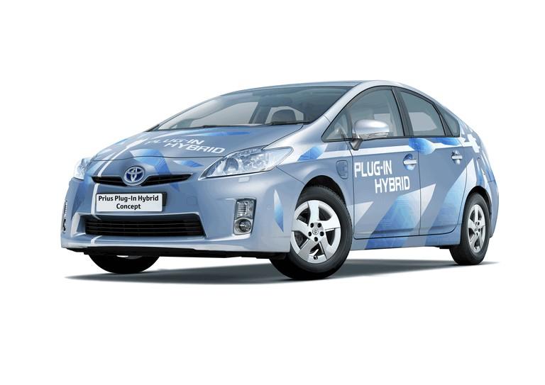 2009 Toyota Prius plug-in hybrid concept 266236
