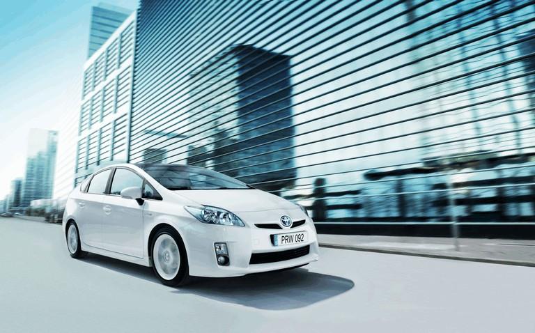 2009 Toyota Prius plug-in hybrid concept 266240