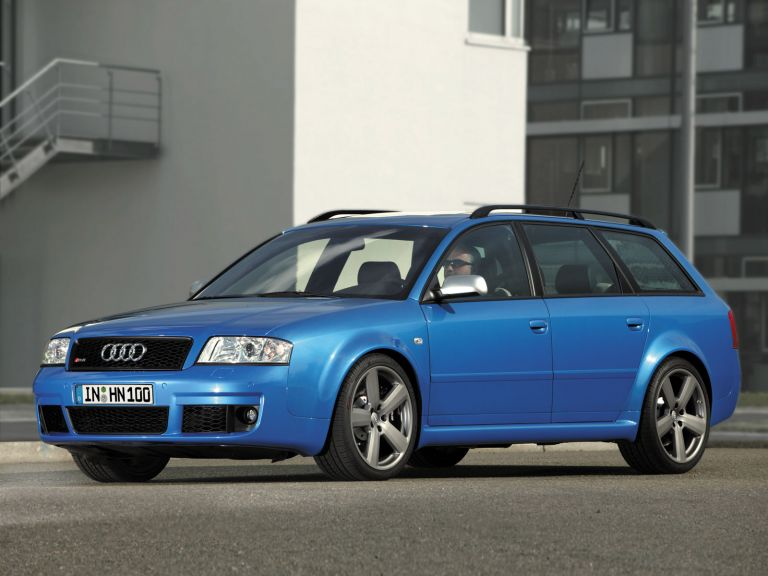 2004 Audi RS6 Avant 527034