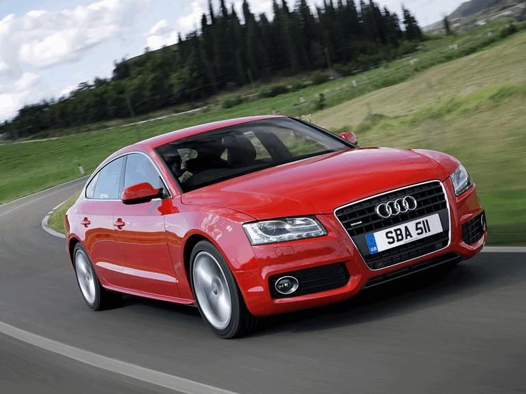 2009 Audi A5 Sportback 2.0T S-Line - UK version 266399
