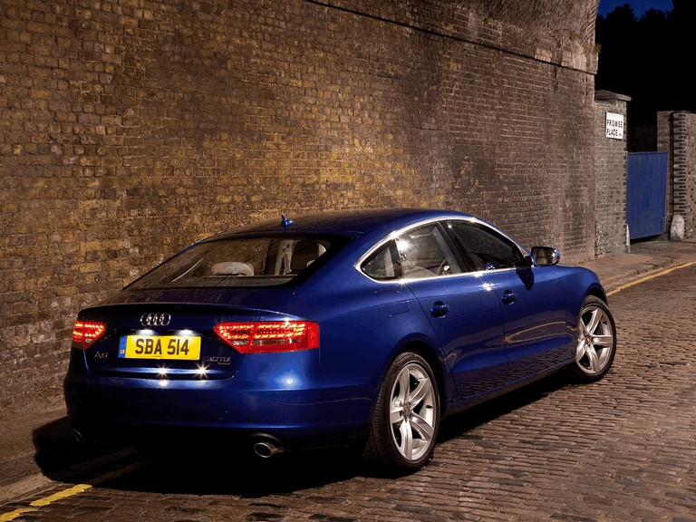 2009 Audi A5 Sportback 3.0 TDI Quattro - UK version 266417