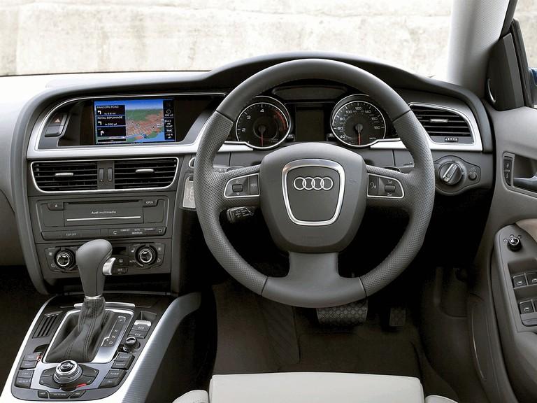 2009 Audi A5 Sportback 3.0 TDI Quattro - UK version 266418