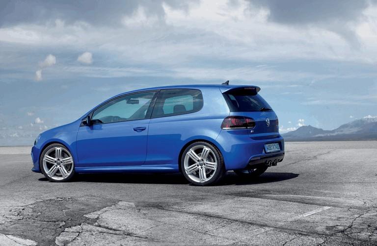 2009 Volkswagen Golf VI R 266538