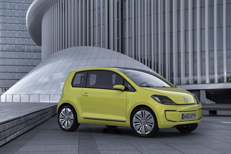 2009 Volkswagen E-Up! concept 266551