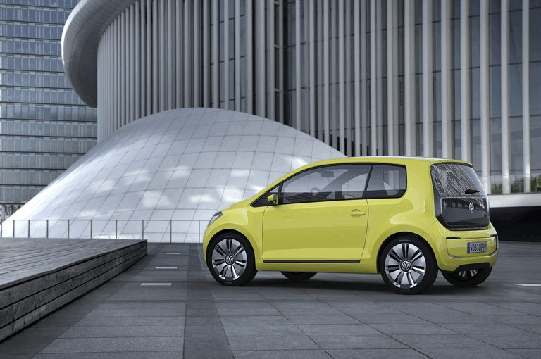 2009 Volkswagen E-Up! concept 266553