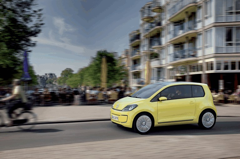 2009 Volkswagen E-Up! concept 266555