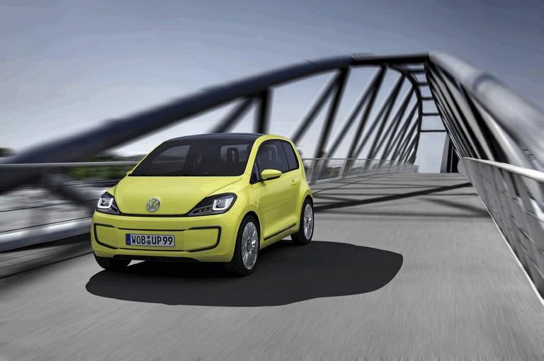 2009 Volkswagen E-Up! concept 266557