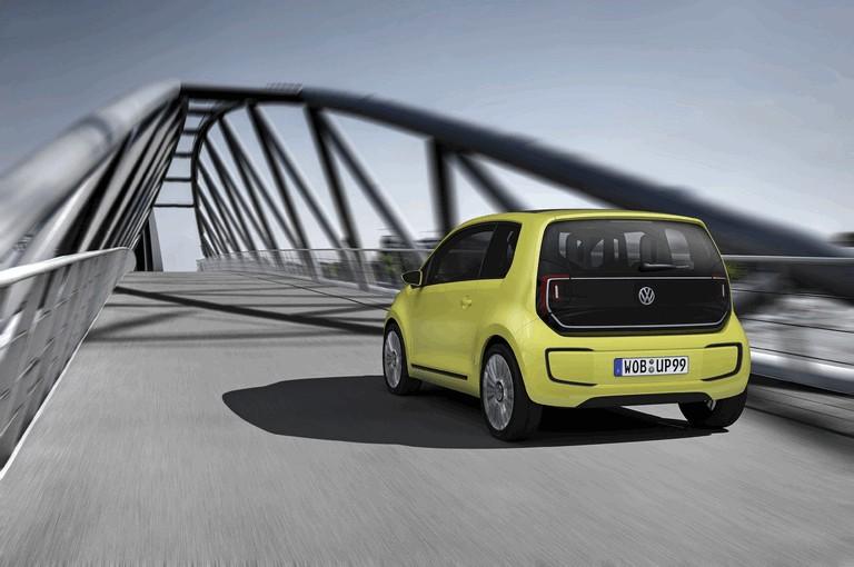 2009 Volkswagen E-Up! concept 266558