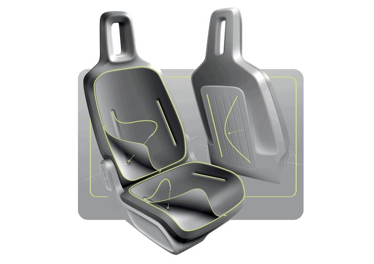 2009 Volkswagen E-Up! concept 266566
