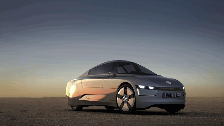 2009 Volkswagen L1 concept 266575