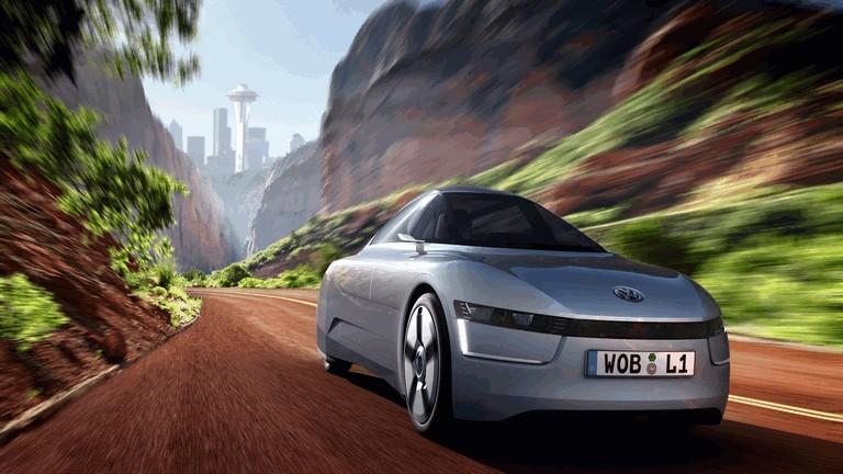 2009 Volkswagen L1 concept 266581