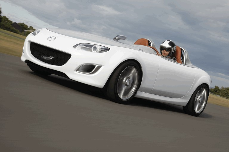 2009 Mazda MX-5 Super Lightweight Version 266672