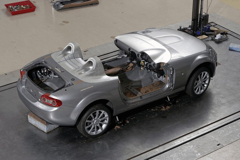 2009 Mazda MX-5 Super Lightweight Version 266728
