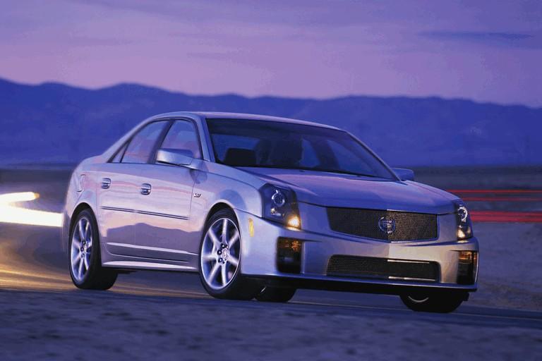 2004 Cadillac CTS-V 485032