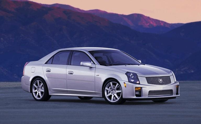 2004 Cadillac CTS-V 485033