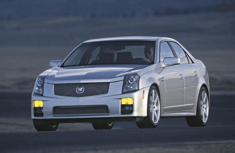 2004 Cadillac CTS-V 485038
