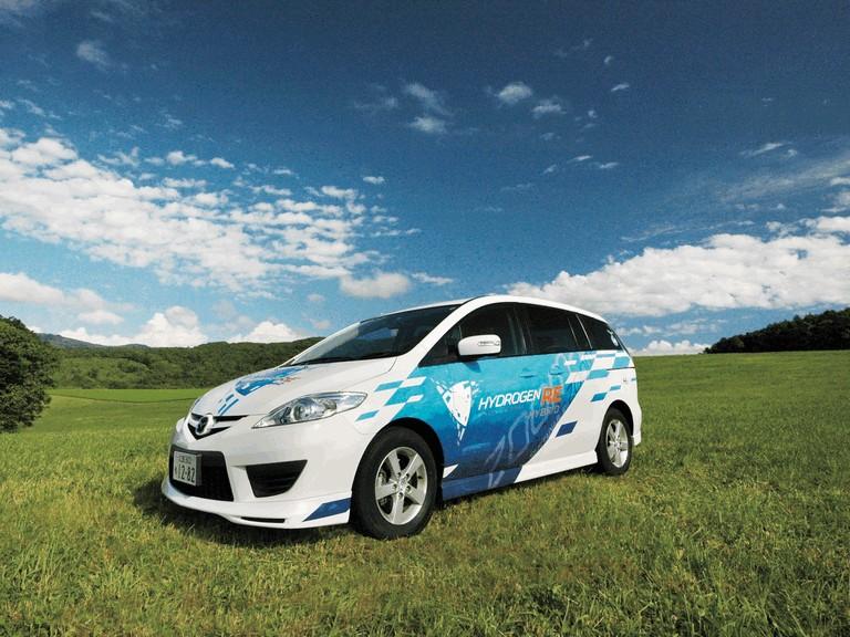 2009 Mazda Premacy Hydrogen Re 267501