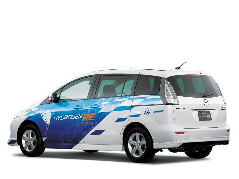 2009 Mazda Premacy Hydrogen Re 267505