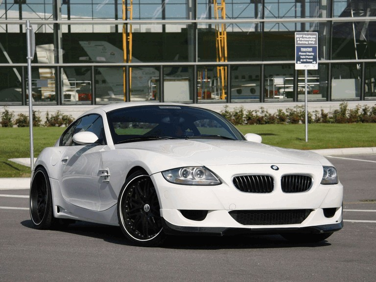 2009 BMW Z4 M coupé by MW Design 267625