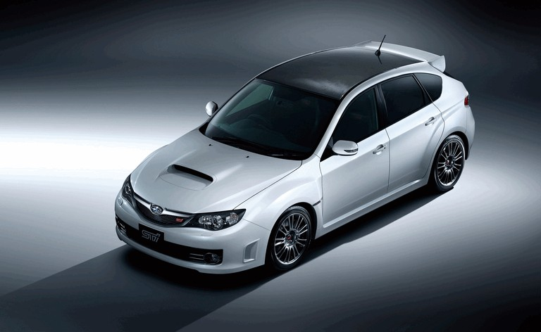 2009 Subaru Impreza WRX STi Carbon 267762
