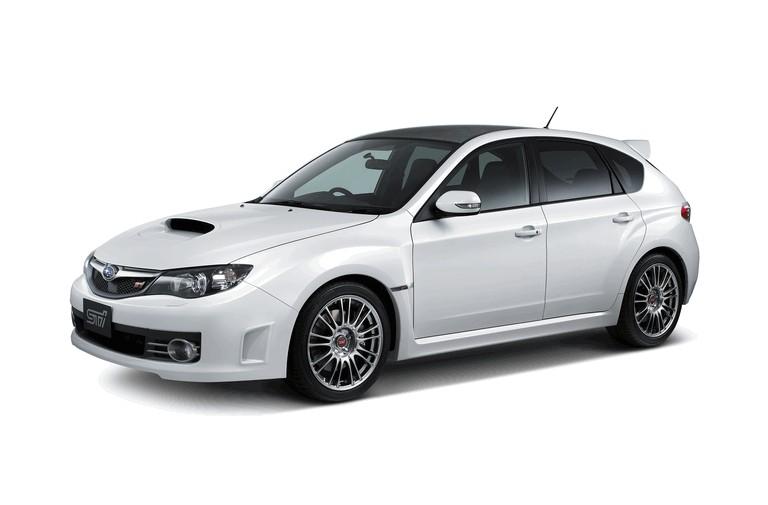 2009 Subaru Impreza WRX STi Carbon 267763