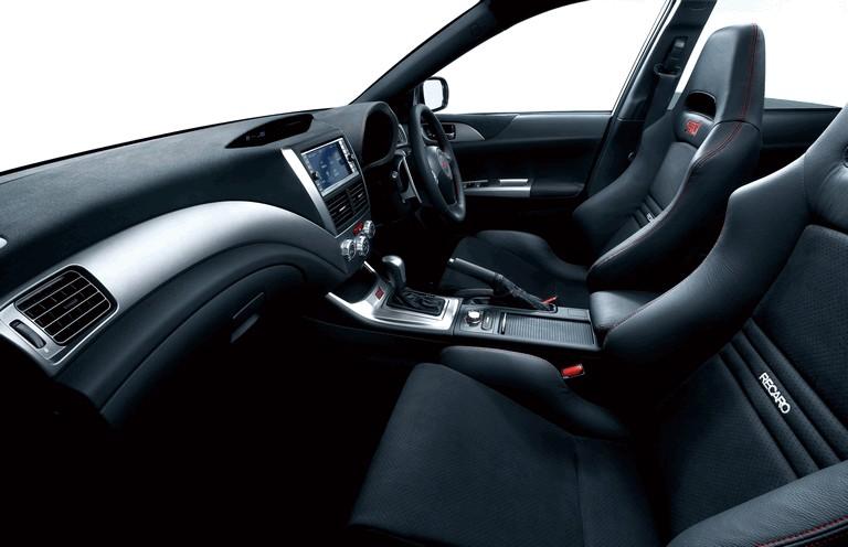 2009 Subaru Impreza WRX STi Carbon 267764