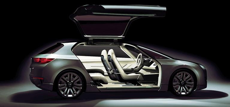 2009 Subaru Hybrid Tourer concept 267768