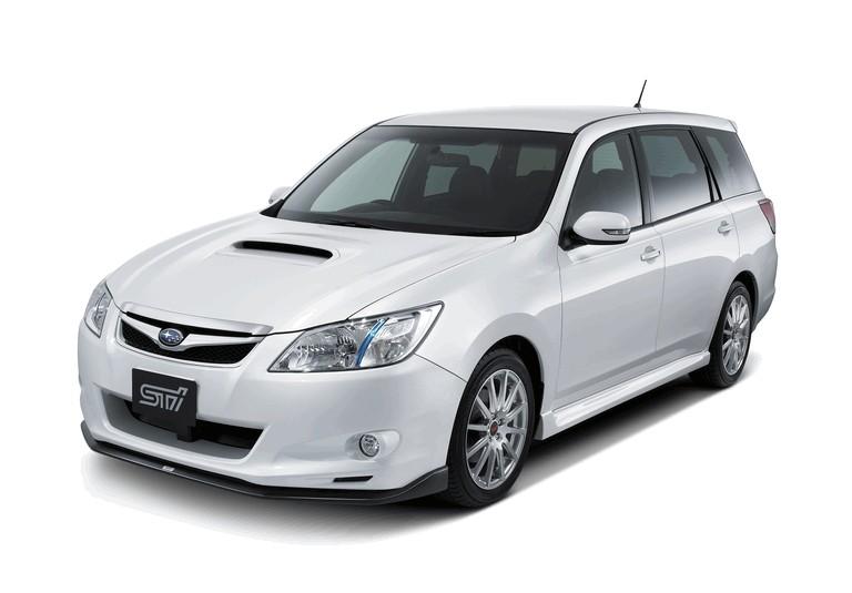 2009 Subaru Exiga 2.0GT STi 267772