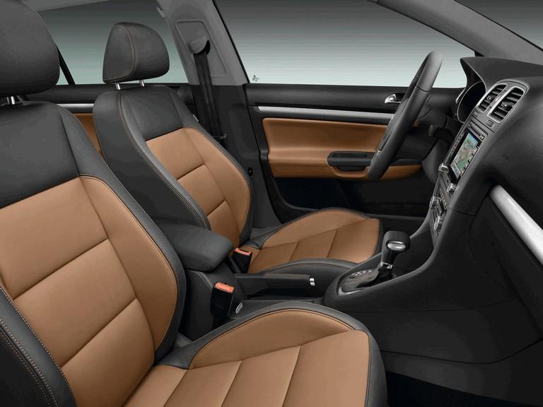 2009 Volkswagen Golf Variant Exclusive 267888