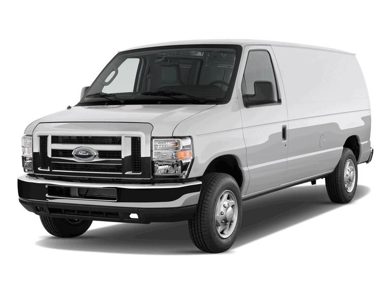 2007 Ford E-150 Cargo Van 268007