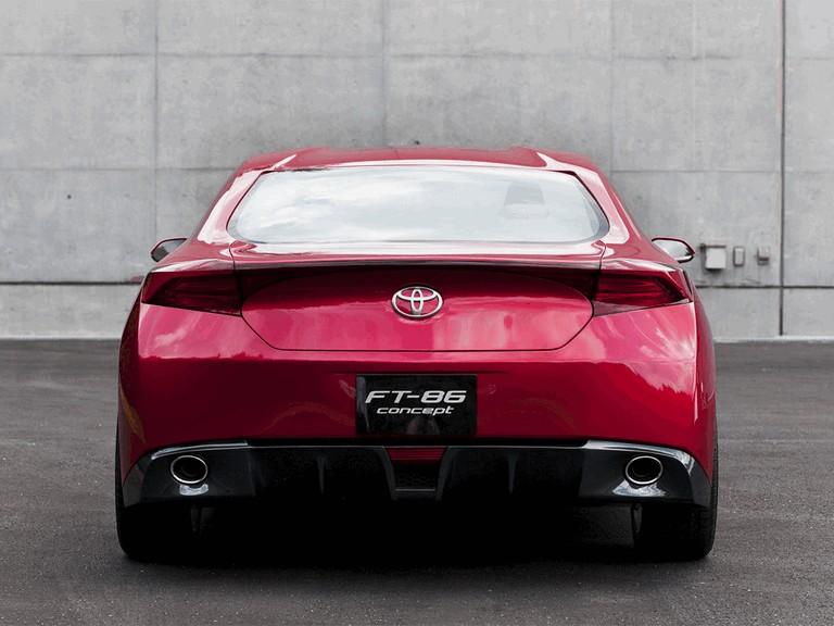 2009 Toyota FT-86 concept 268052