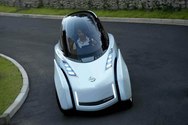 2009 Nissan Land Glider concept 268089