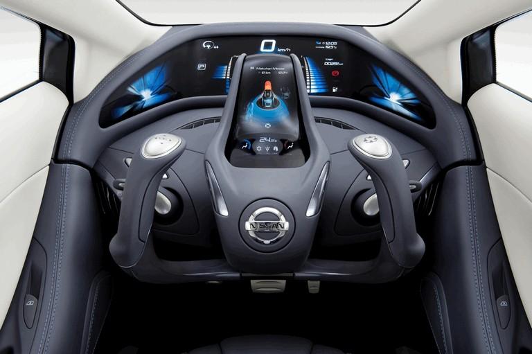 2009 Nissan Land Glider concept 268096