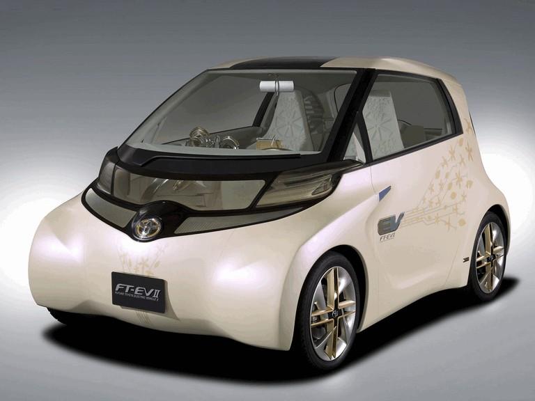 2009 Toyota FT-EV II concept 268102
