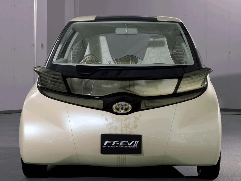 2009 Toyota FT-EV II concept 268108